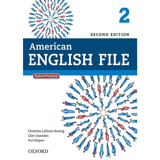 تصویر American English File 2nd