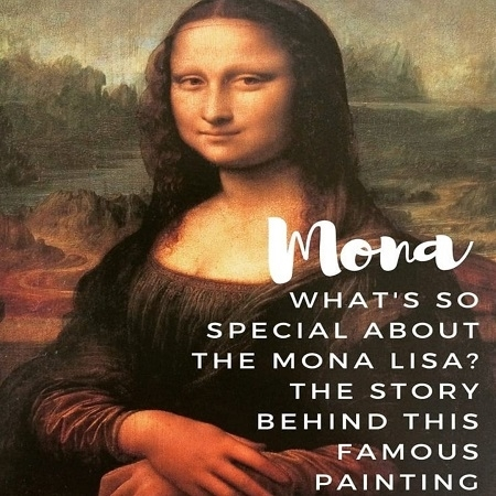 تصویر دسته بندی what is so special about Mona Lisa